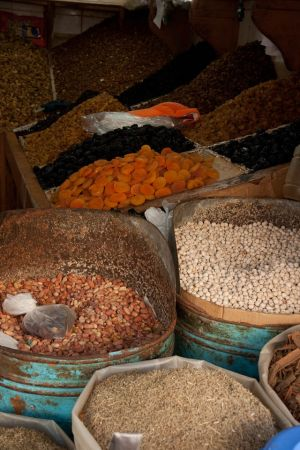 grains in Morocco
