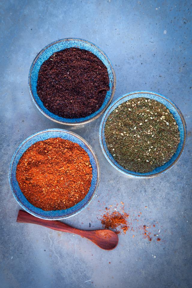 A Life Of Spice Sumac Za Atar And Baharat Sharon Minkoff